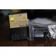 Nikon EN-EL15 Battery D800 D600 D7000 V1 D7100 (3 MONTH SELLER WARRANTY)
