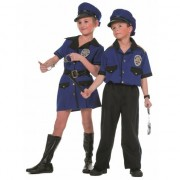 Geen Politieagente kostuum meisjes