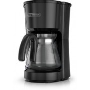 Black & Decker 2WGC83Z2OUDY Personal Coffee Maker(Black)