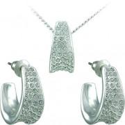 MHM Set de bijuterii Leona Crystal 34106