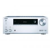 Onkyo TX-NR575 Sinto-amplificatore 65W 7.2 Canali Surround Compatibilita' 3D Argento
