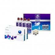 Cooper Vision Sparset: Biofinity - 6 und AO Sept Plus HydraGlyde