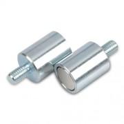 Magnet neodim oală D 13 mm filet exterior