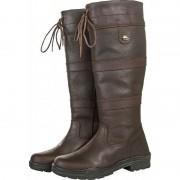 HKM Reitsport HKM Fashion Outdoorlaars Belmond Winter - donkerbruin - Size: 40