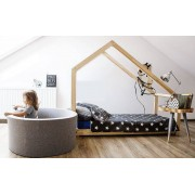 Producent: Elior Młodzieżowe łóżko domek Miles 5X - 23 rozmiary