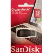 SanDisk SDCZ50-032G-I35 32 GB Pen Drive(Red, Black)