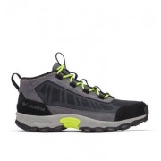 Columbia Chaussure Flow Borough - Junior Graphite, Acid Green 38 EU