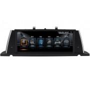 "Autoradio Android 10,25"" GPS BMW Serie 5 F07 GT 2011-2017 USB SD"