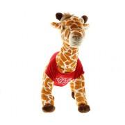Dollibu Wild Large Giraffe I Love You Valentines Stuffed Animal - Red Message Tshirt 16 Inch Super Soft Plush (K5773 5994)
