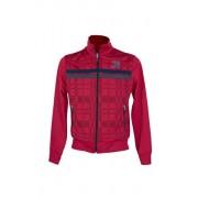 Kokkin bluza 08-8716 (czerwony-wzór)