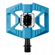 Crank Brothers Doubleshot 1 Pedals - Black/Blue