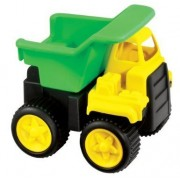 Toy / Game Kidoozie Little Tuffies Trucks With Dump Truck, Cement Mixer And Bulldozer - For 1 Year And Up