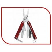 Leatherman Мультитул Leatherman Squirt PS4 Red 831228 / 831227