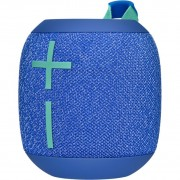 Boxa portabila Logitech Ultimate Wonderboom 2, Bluetooth, IP67 Waterproof, Autonomie 13h, Bermuda Blue
