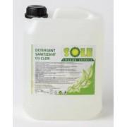 Detergent Igienizant pe baza de Clor 10 L
