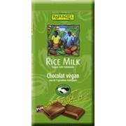 Ciocolata Vegana cu Lapte de Orez Rapunzel 100gr