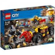 Конструктор ЛЕГО СИТИ - Тежка сонда - LEGO City Mining, 60186