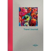 Reisdagboek Travel Journal Roze-rood | Lonely Planet