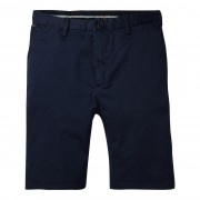 Scotch & Soda Basic Chino-Shorts dunkelblau