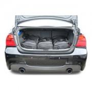 BMW 3 Series (E90) 2005-2012 4d Car-Bags Travel Bags