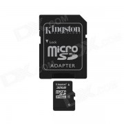 Kingston SDC4 / 32GB microSDHC de 32 GB tarjeta de memoria flash con adaptador SD