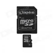 Kingston SDC4 / 32GB microSDHC de 32 GB tarjeta de memoria flash con adaptador SD