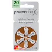 PowerOne p312 - 20 blistere