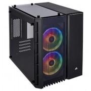 Carcasa Corsair Crystal 280X RGB, MicroATX (Negru)