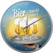 Ceas de perete - Beer - Ø31 cm
