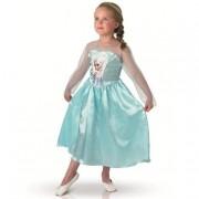 Rubie'S FrozenDisfarce Infantil Clássico Elsa 5-6 Anos