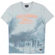 Cars Jeans Tricou Santa Monica 4135720 Offwhite pentru bărbați S