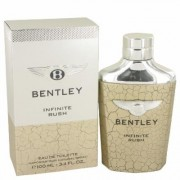 Bentley Infinite Rush For Men By Bentley Eau De Toilette Spray 3.4 Oz