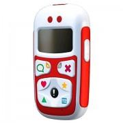 GIOMAX BABY PHONE U10 DUAL BAND GPS TASTI PREIMPOSTATI TASTO SOS COLORE ROSSO