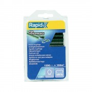 Capse gard Rapid HOG VR16 2 8mm plastifiate verde 1390 buc blister