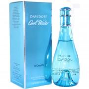 DAVIDOFF COOL WATER WOMEN 100 ML EDT / WOMAN