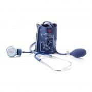 Tensiometru mecanic cu stetoscop Moretti DM333, aneroid, para si burduf cauciuc