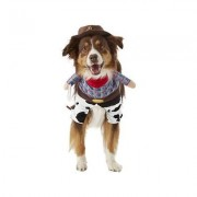 Frisco Walking Cowboy Dog & Cat Costume, X-Large