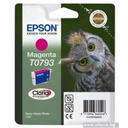 EPSON Magenta Inkjet Cartridge for Stylus Photo R1400/ P50 (C13T07934010)