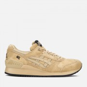 Asics Lifestyle Men's Gel-Respector Washed Suede Trainers - Taos Taupe/Taos Taupe - UK 9 - Tan