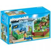 Playmobil City Life Small Animal Boarding with Hamster Wheel (9277)