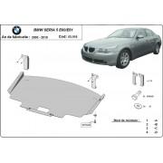 Метална кора под двигател и радиатор BMW 5 Ser (E60) от 2003 до 2010