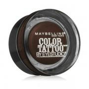 Maybelline 96 Chocolate Suede - Color Tattoo 24h Gel Ombre À Paupières En Crème De Gemey Maybelline