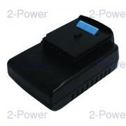 2-Power Verktygsbatteri 18V 1500mAh