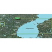 Garmin Gulf of Bothnia, Center Garmin VEU472S - BlueChart g2 Vision mSD/SD