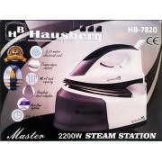 Fier de calcat 2200W Hausberg HB 7820