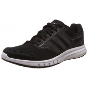 adidas Men's Galactic I Elite M Cblack, Ftwwht and Dkgrey Running Shoes - 9 UK/India (43.3 EU)