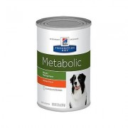Hill's Prescription Diet Metabolic Weight Management Chicken Flavor Canned Dog Food, 13-oz, 12ct