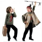 DGUIZ Kit vêt. déguisement Indien
