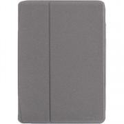 Griffin Survivor Journey Folio Case - хибриден удароустойчив калъф, тип папка за iPad Air 3 (2019), iPad Pro 10.5 (тъмносив)