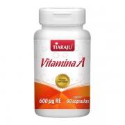 Vitamina A 60 Cápsulas Softgel - Tiaraju